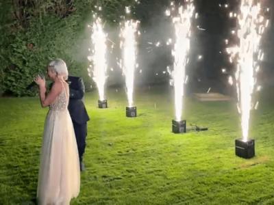alquiler fuego frio bodas vigo dueventos