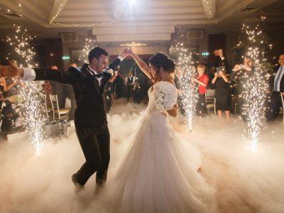 fuego frio bodas vigo baile nupcial dueventos